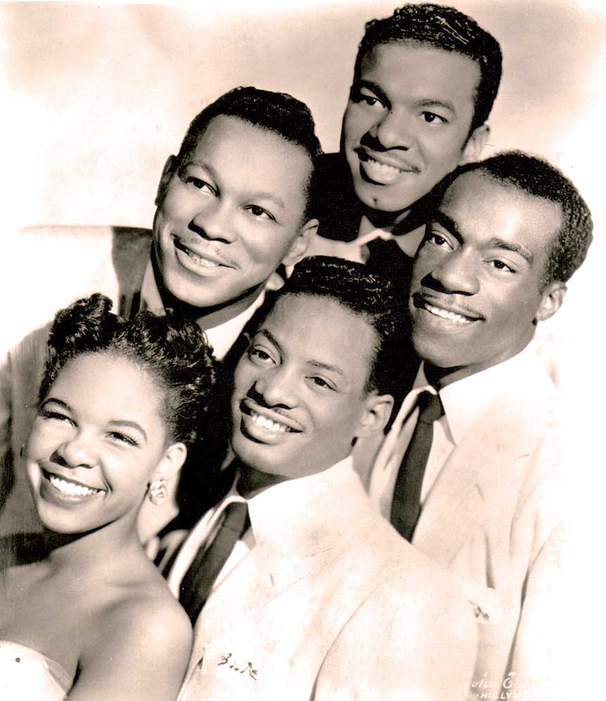1950s Radio With The Platters And Jack McVea – The Burgie Big Beat – 1956 – Past Daily Pop Chronicles