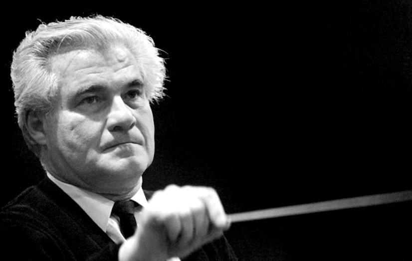 Joseph Keilberth And Christian Ferras Play Music Of Schubert, Berg And Bruckner – 1960 Salzburg Festival – Past Daily Mid-Week Concert