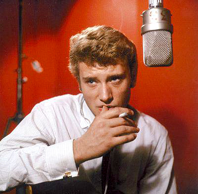 Johnny Hallyday – In Concert At L'Olympia, Paris -1962 – Nights At The Roundtable: Rock Without Borders/ Concert Edition – Johnny Hallyday (1943-2017)