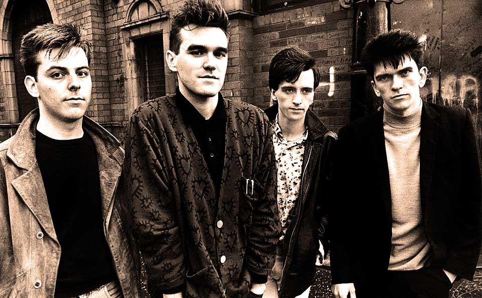 The Smiths – In Concert – Hamburg – 1984 – Past Daily Backstage Weekend