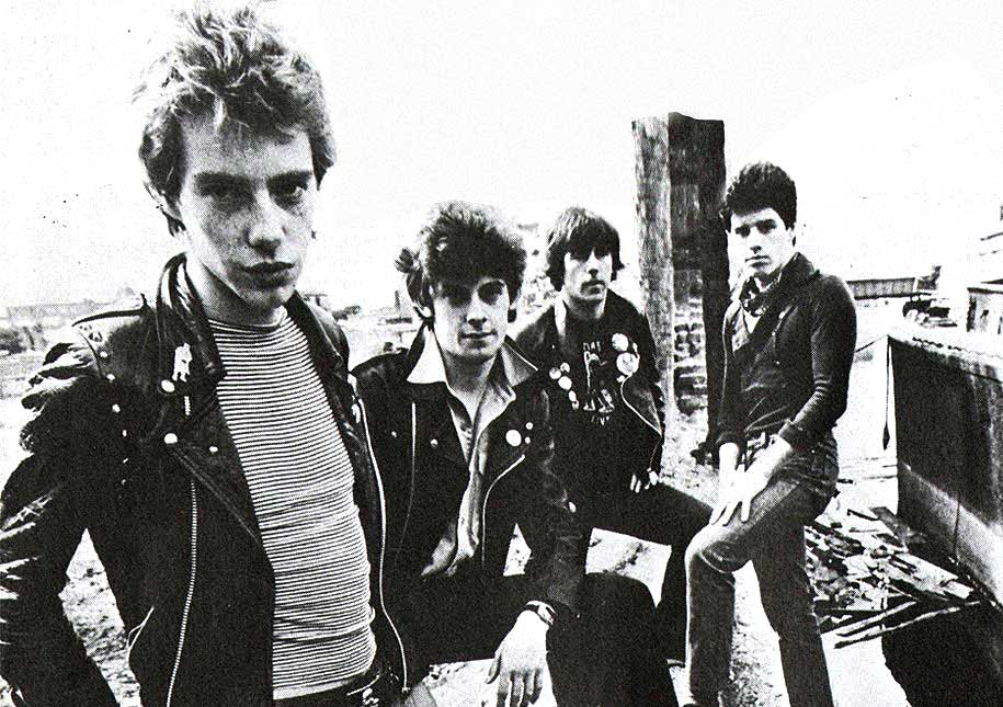 Stiff Little Fingers – Live In Berlin 1980 – Nights At The Roundtable: Concert Edition