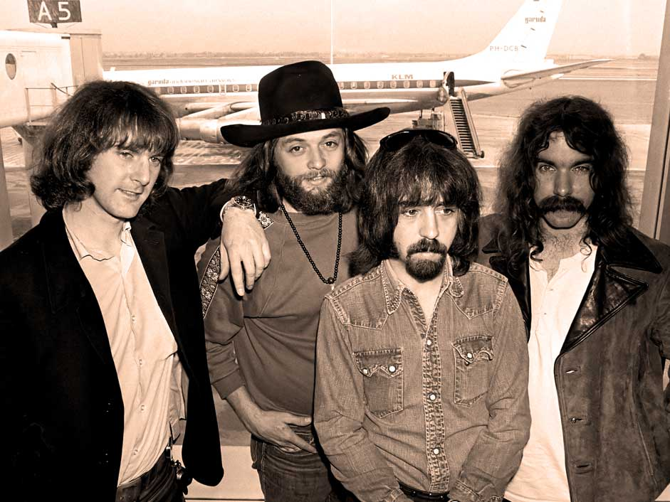 The Byrds – Live At Fillmore West – 1970 – Past Daily Backstage Weekend