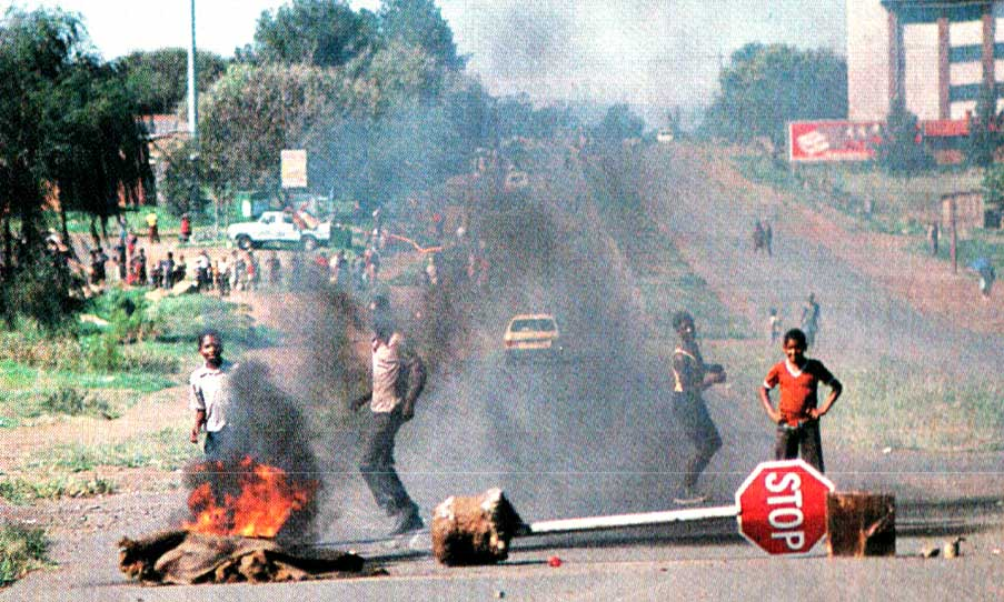 Endemic To Apartheid – March 21, 1985