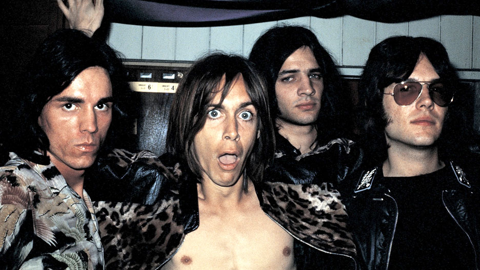 Iggy & The Stooges – Live In New Orleans – 2003 (RIP: Scott Asheton) – Nights At The Roundtable: Tribute Edition