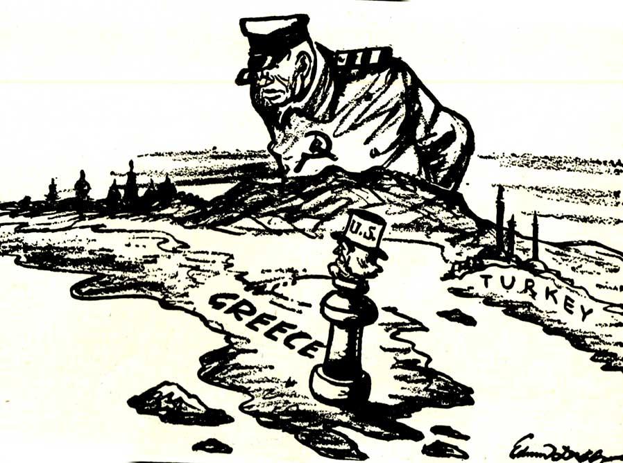 Cold War Chess Match – March 12, 1947