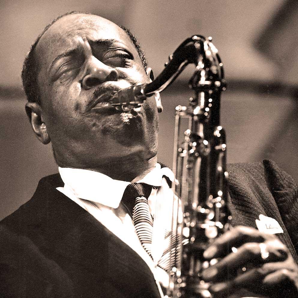 Coleman Hawkins – Johnny Smith – Howard McGhee – Thelma Carpenter – Live From Greenwich Village 1952 – Past Daily Downbeat