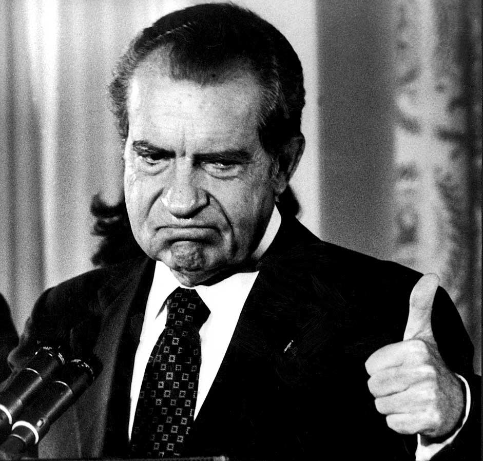 Not Having Nixon To Kick Around Anymore – Week Ending April 24, 1994