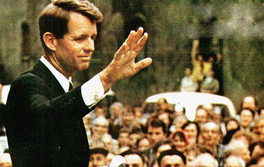 A Word Or Two From Robert F. Kennedy – Meet The Press 1968 – Past Daily Weekend Reference Room