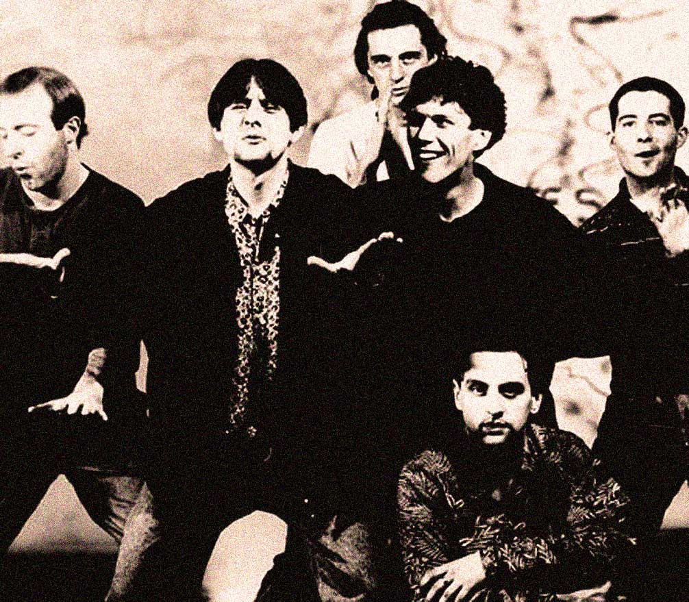 Happy Mondays – In Session 1986/1989 – Nights At The Roundtable: Session Edition