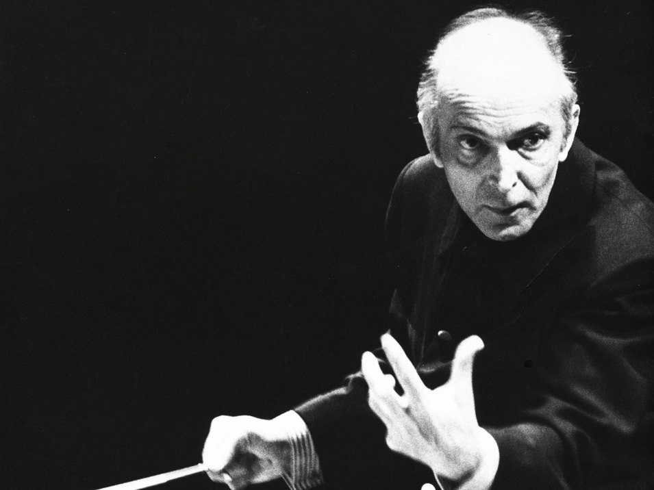 Igor Markevitch And The Belgian National Radio Orchestra At The Aix-en-Provence Festival 1958 – Past Daily Mid-Week Concert