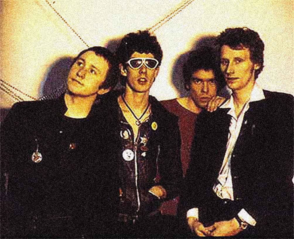The Vibrators – In Session 1976 – Nights At The Roundtable: Session Edition