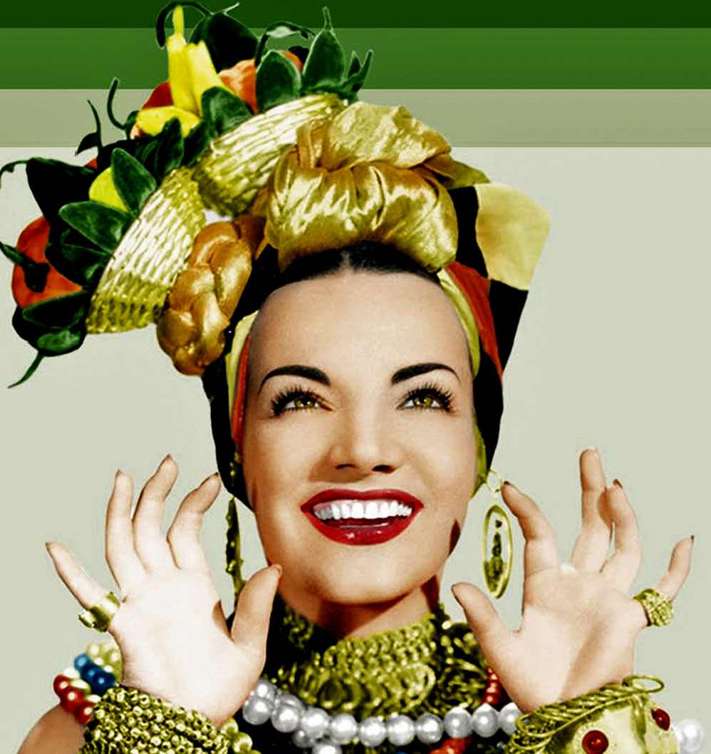 An Interview With Carmen Miranda – 1952 – Past Daily Pop Chronicles