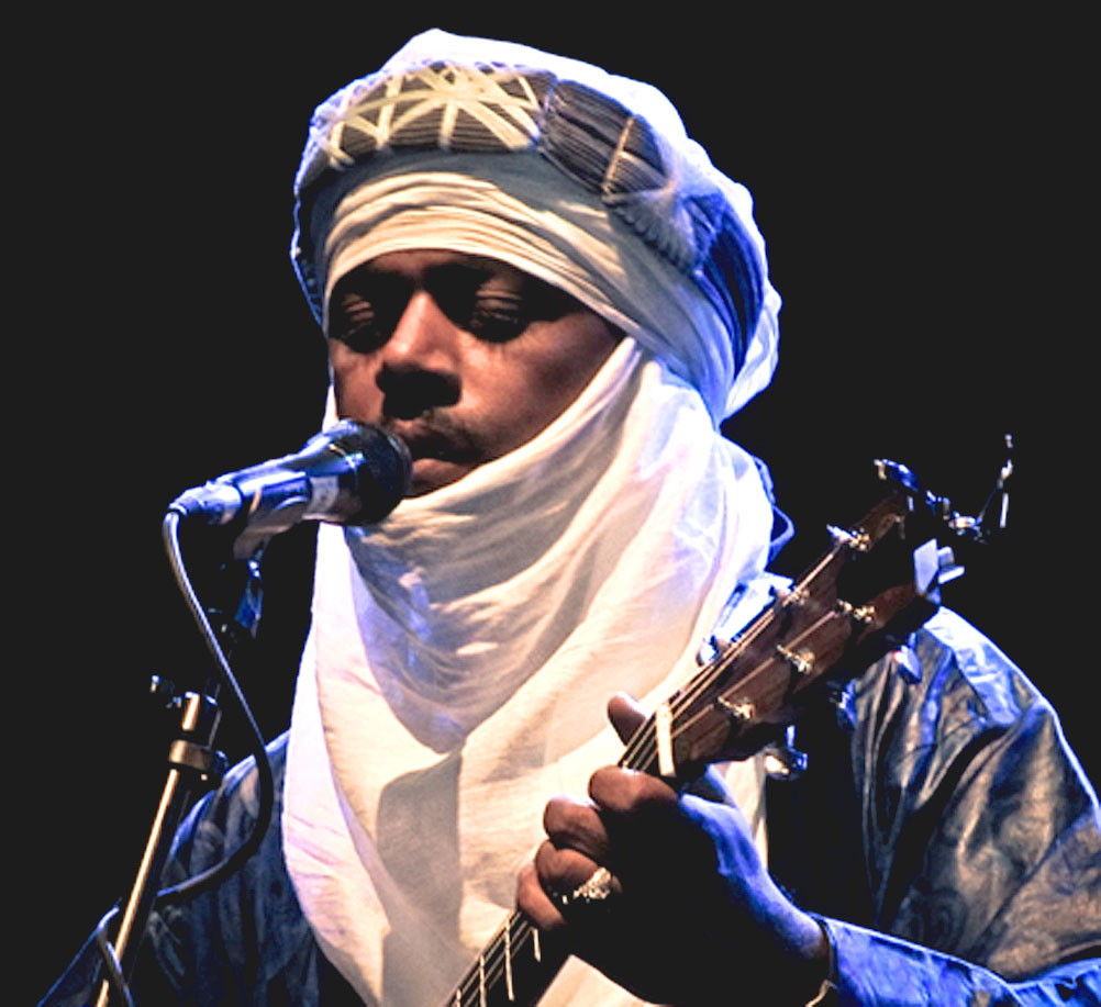 Tinariwen – Live In Paris – 2012 – Nights At The Roundtable: Rock Without Borders Edition