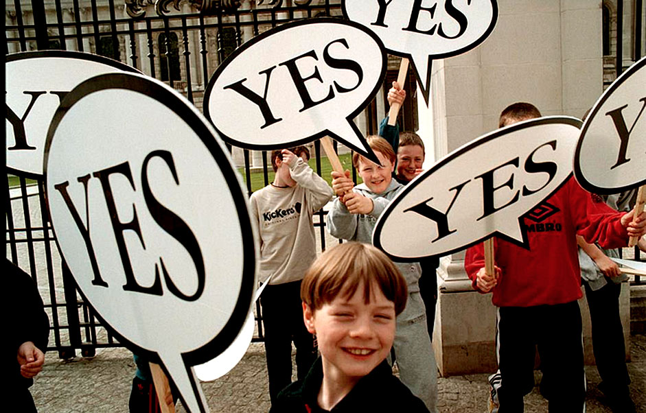 The Good Friday Agreement – April 10, 1998