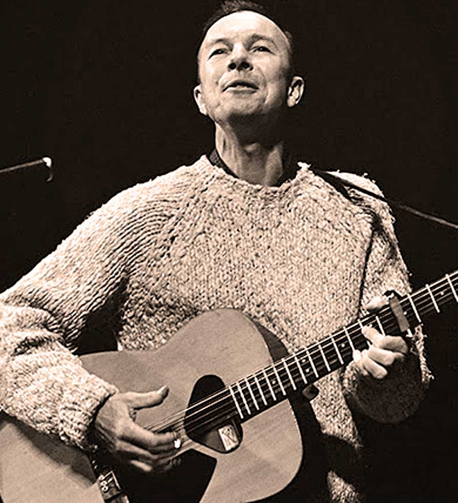 Pete Seeger Has A Word Or Two About TV Censorship In 1967 – Past Daily Reference Room
