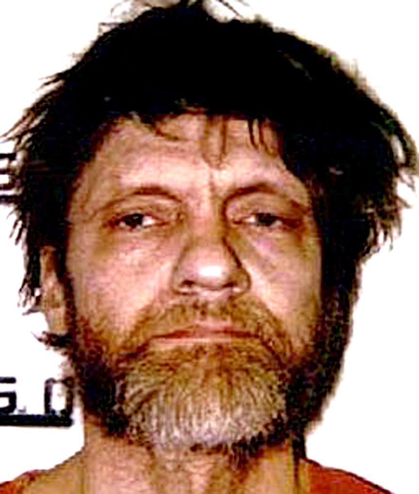 April 7, 1996 – The Taking Of Ted the Hermit – Capturing The Unabomber.