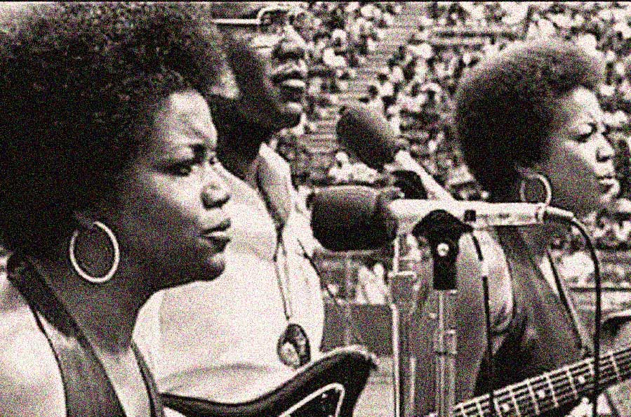 Staple Singers – Live At WPLJ – 1972 – Nights At The Roundtable: Session Edition