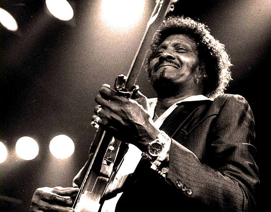 Albert Collins – Live At Montreux 1992 – Nights At The Roundtable: Concert Edition