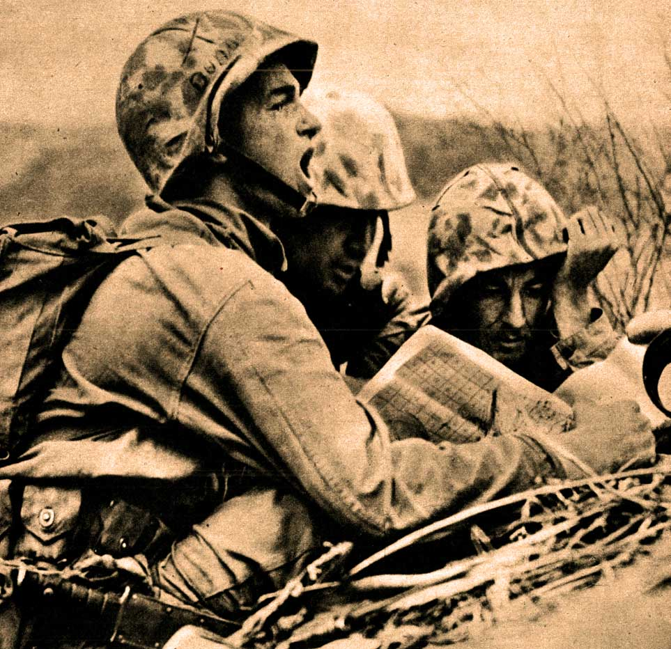 April 1, 1945 – A Place Called Okinawa – 115 Miles From Berlin.