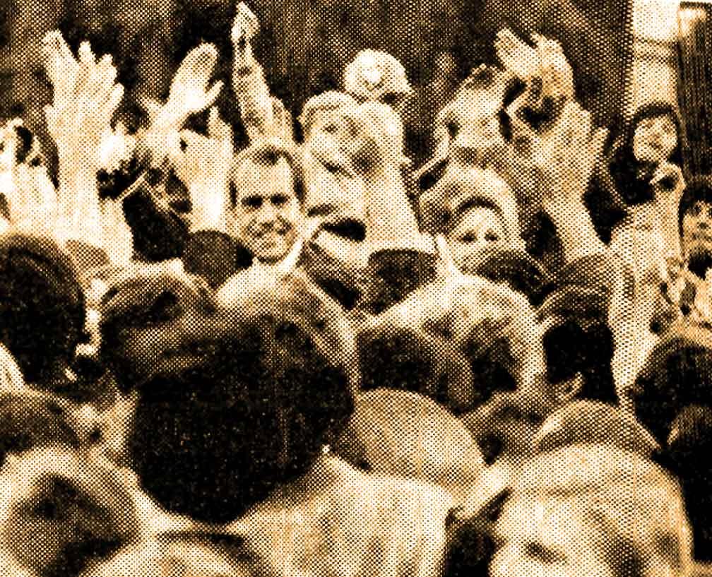 May 31, 1972 – Nixon In Warsaw