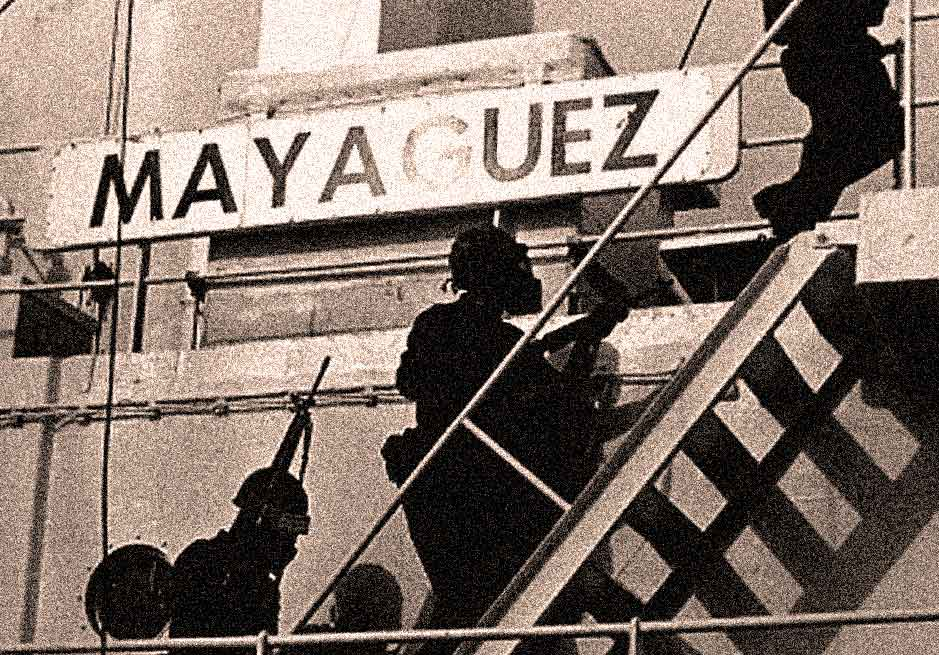 Mayaguez incident