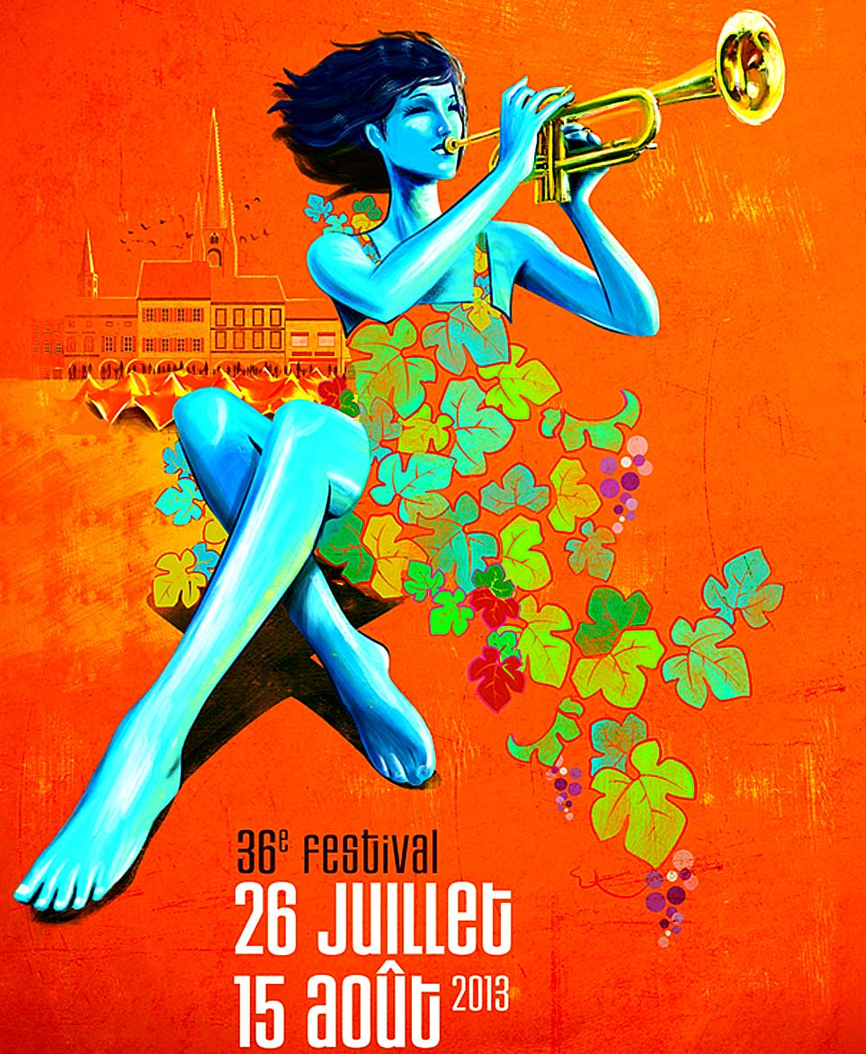 Wynton Marsalis With The Sachal Jazz Ensemble – 2013 Marciac Jazz Festival – Past Daily Downbeat