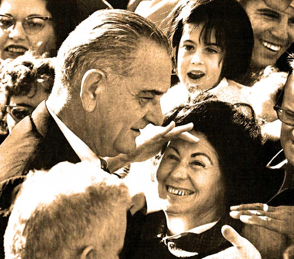 LBJ At The UN – June 25, 1965