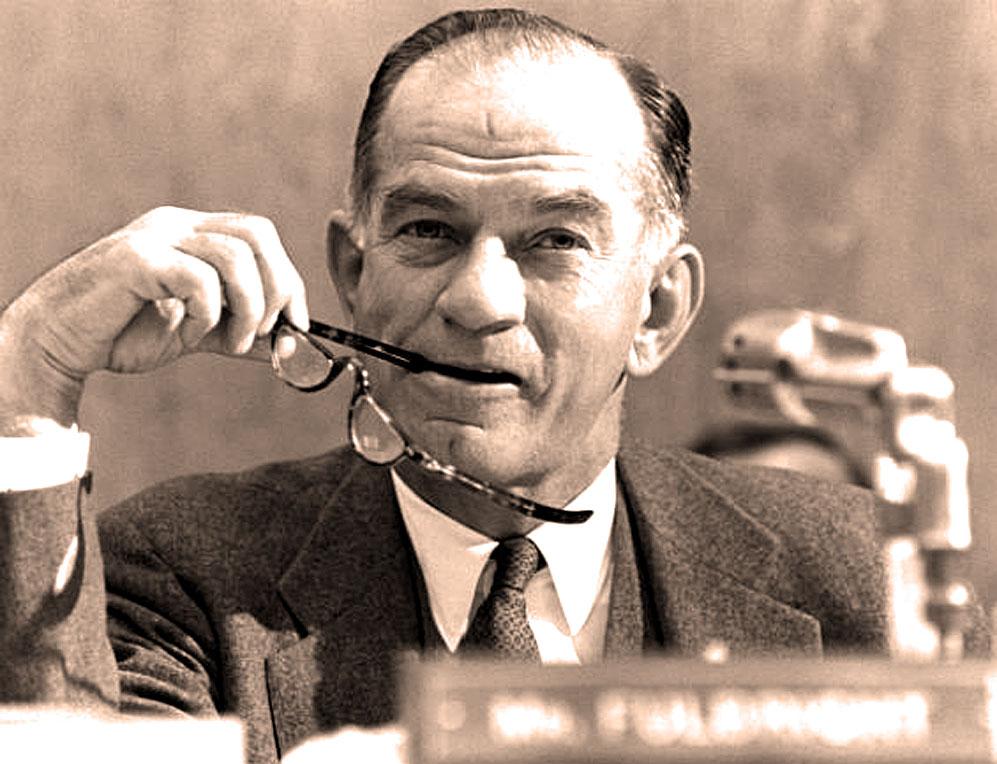 The World Of June 23, 1963 According To Senator J. William Fulbright