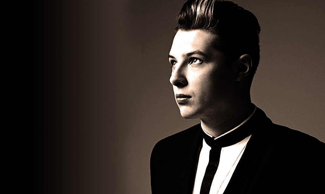 John Newman at Pinkpop 2014 – Nights At The Roundtable: Festival Edition