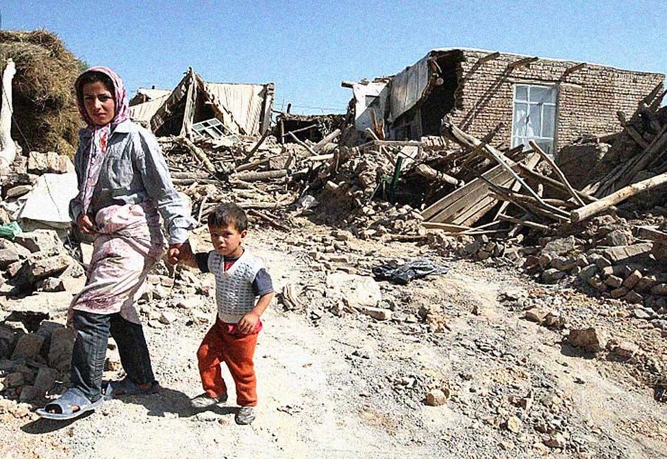 Terremoto In Iran – June 20, 1990