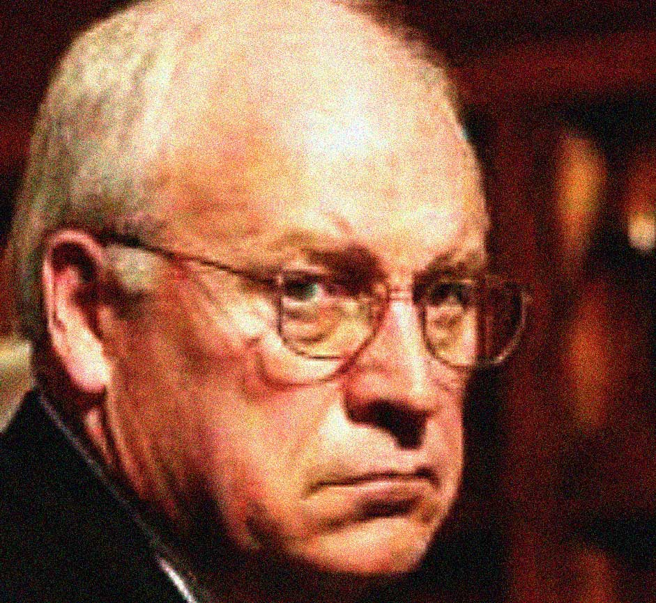 Greeted As Liberators, Pelted With Flowers – A Sales Pitch For War – 2003 – An Interview With Dick Cheney – Past Daily Reference Room