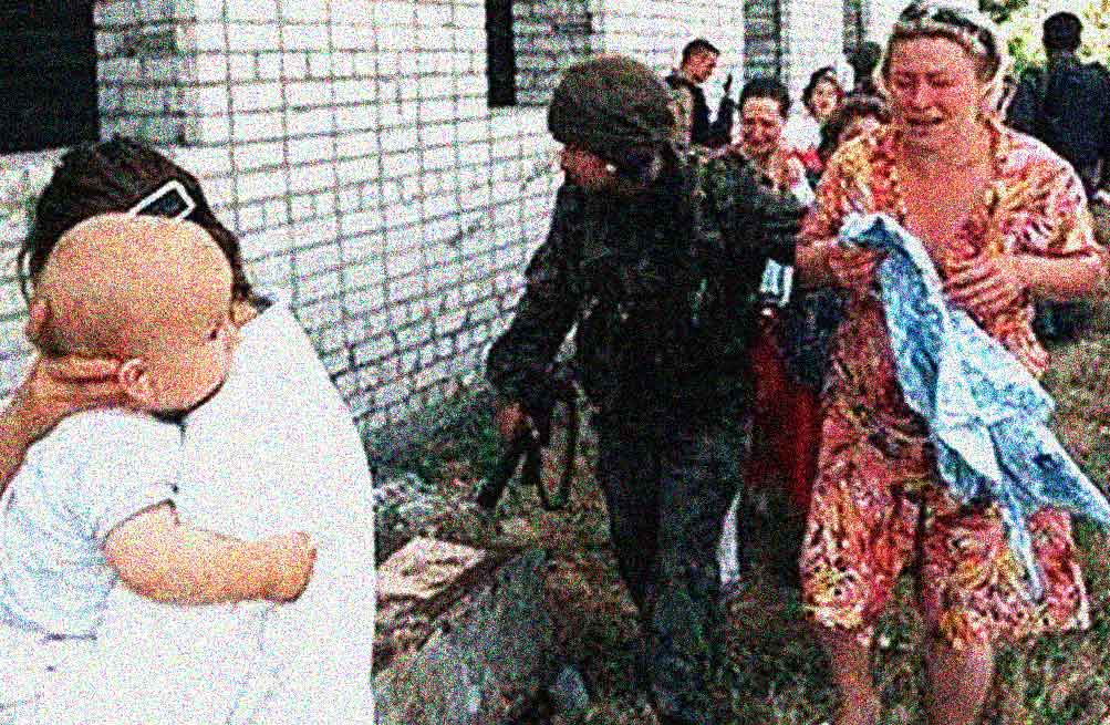 Another Hostage Crisis – June 19, 1995