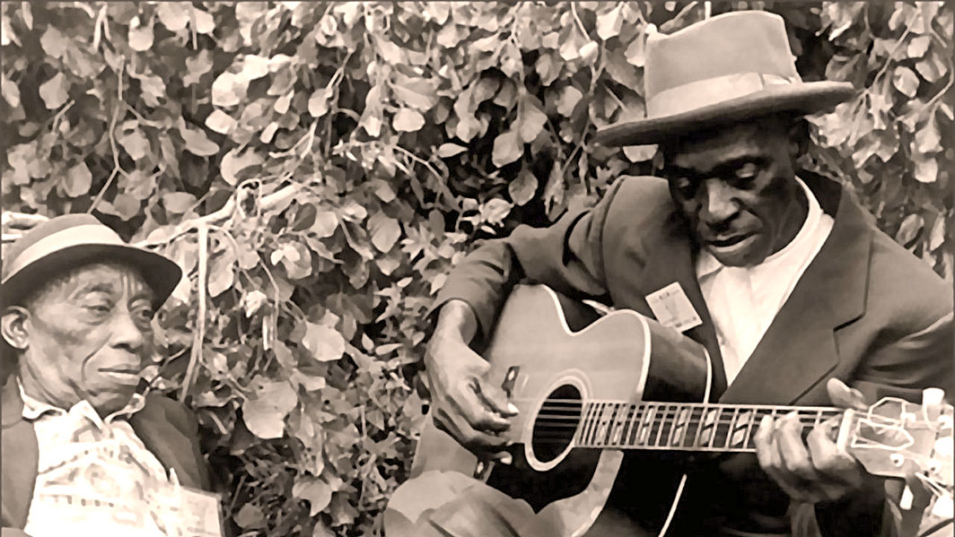 Mississippi John Hurt And Skip James – In Session – 1964 – Nights At The Roundtable: Session Edition