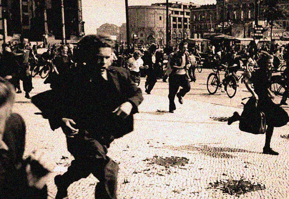 East Berlin Riots – Julius And Ethel Rosenberg – June 17, 1953