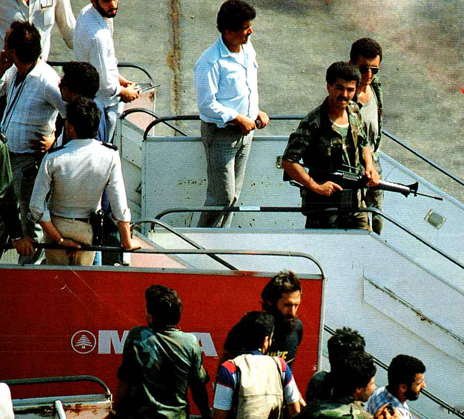 A Day In The Life Of A Beirut Tarmac – June 17, 1985