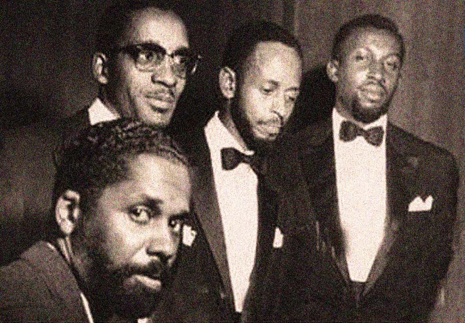 Modern Jazz Quartet (MJQ) – Live In Munich 1988 – Past Daily Downbeat