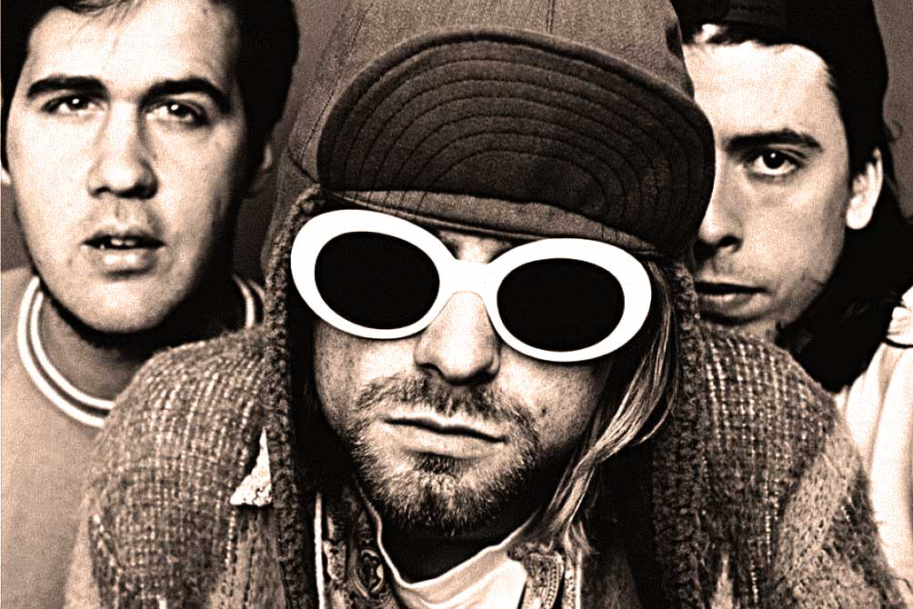 Nirvana – In Concert From Rome – 1991 – Past Daily Backstage Weekend