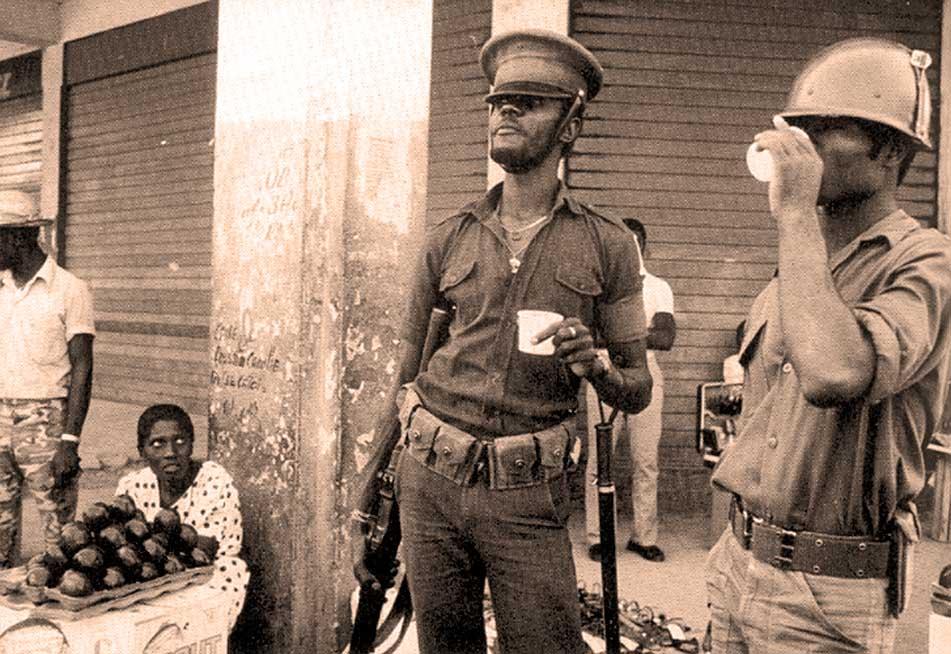 Holiday In Haiti – June 13, 1994