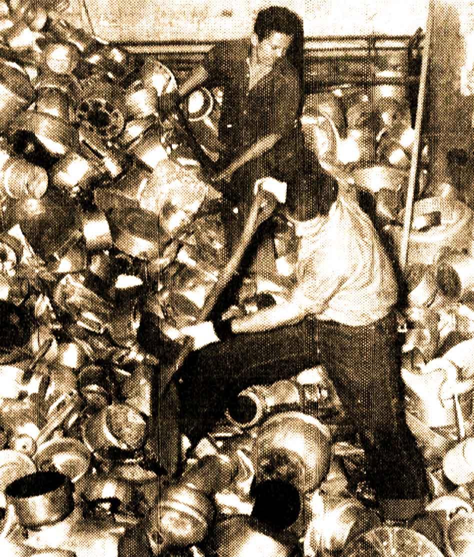 June 10, 1942 – Drives Of All Sorts, Including Scrap Drives