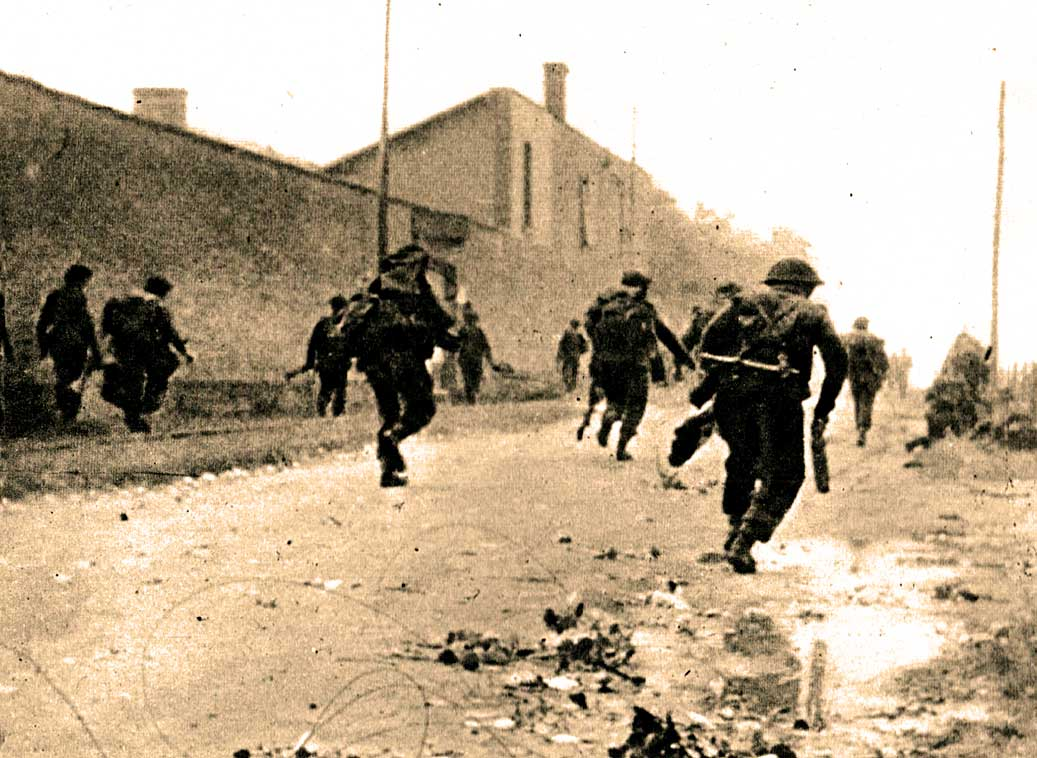 Invasion Of Europe – June 6, 1944 – Later That Day