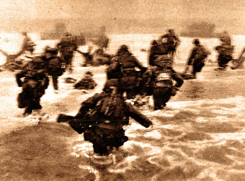 Invasion Of Europe – June 6, 1944 – First Wave, First Bulletins
