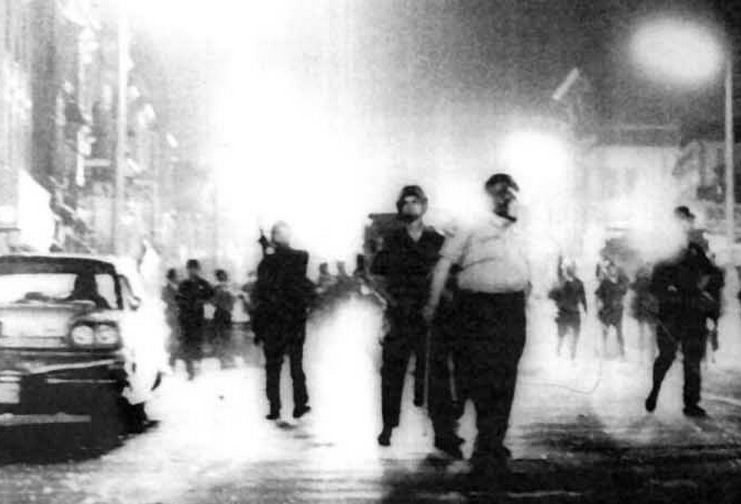 July 29, 1967 – Riots Across America – Riots In The Streets Of Wuhan – Vietcong Attacks In Saigon