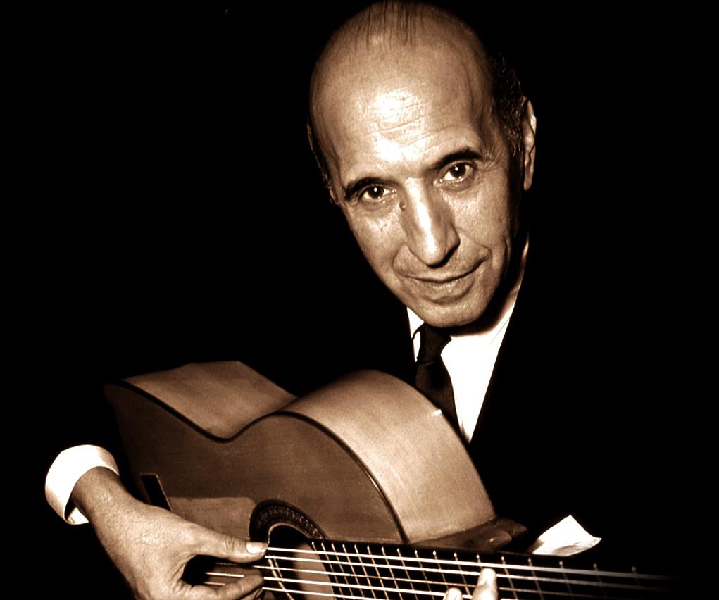 Carlos Montoya – Talking Flamenco – 1974 – Past Daily Weekend Gallimaufry