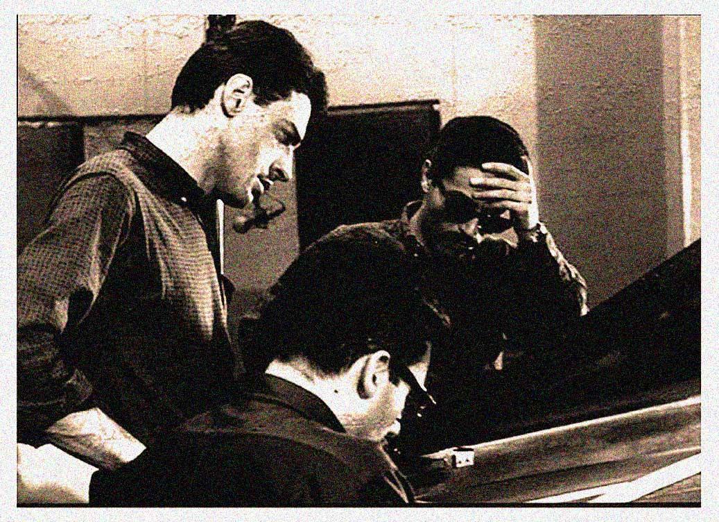 Paul Bley, Gary Peacock, Paul Motian – Live In Essen – 1999 – Past Daily Downbeat