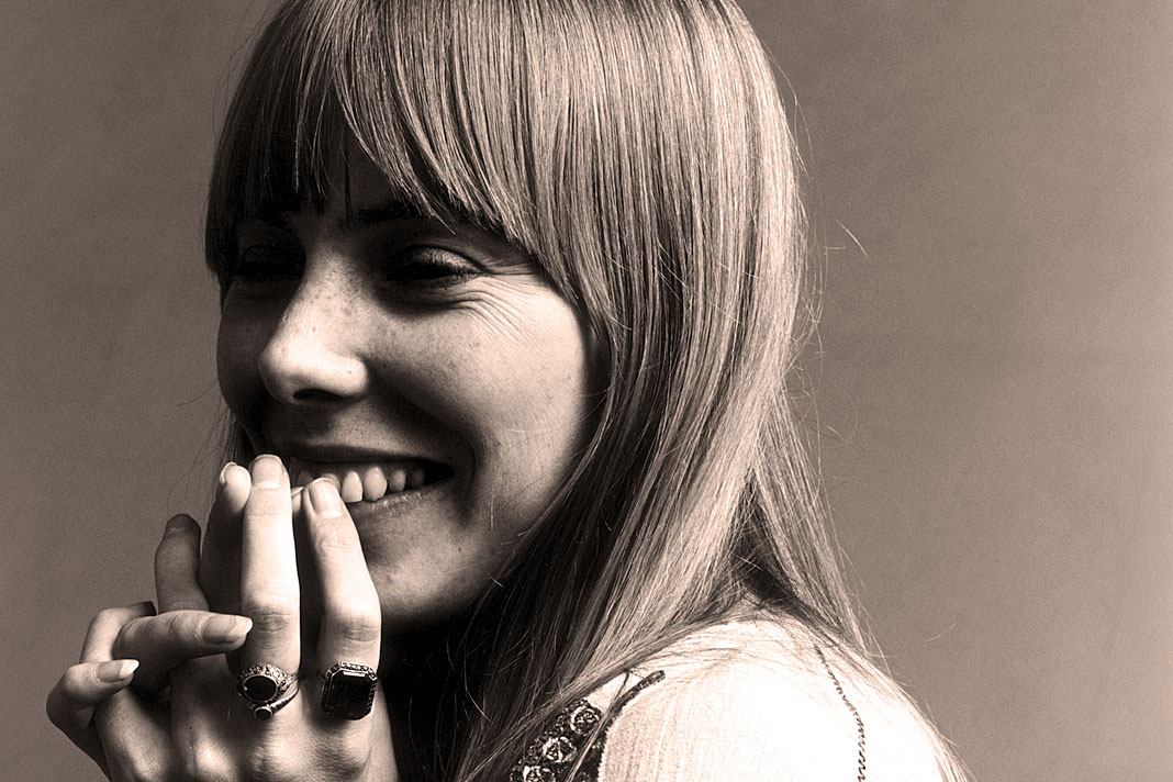 Joni Mitchell – Live At The Second Fret – 1966 – Past Daily Pop Chronicles