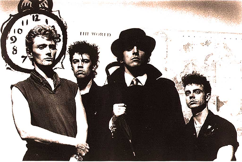 Killing Joke In Session – 1981 – Nights At The Roundtable: Session Edition