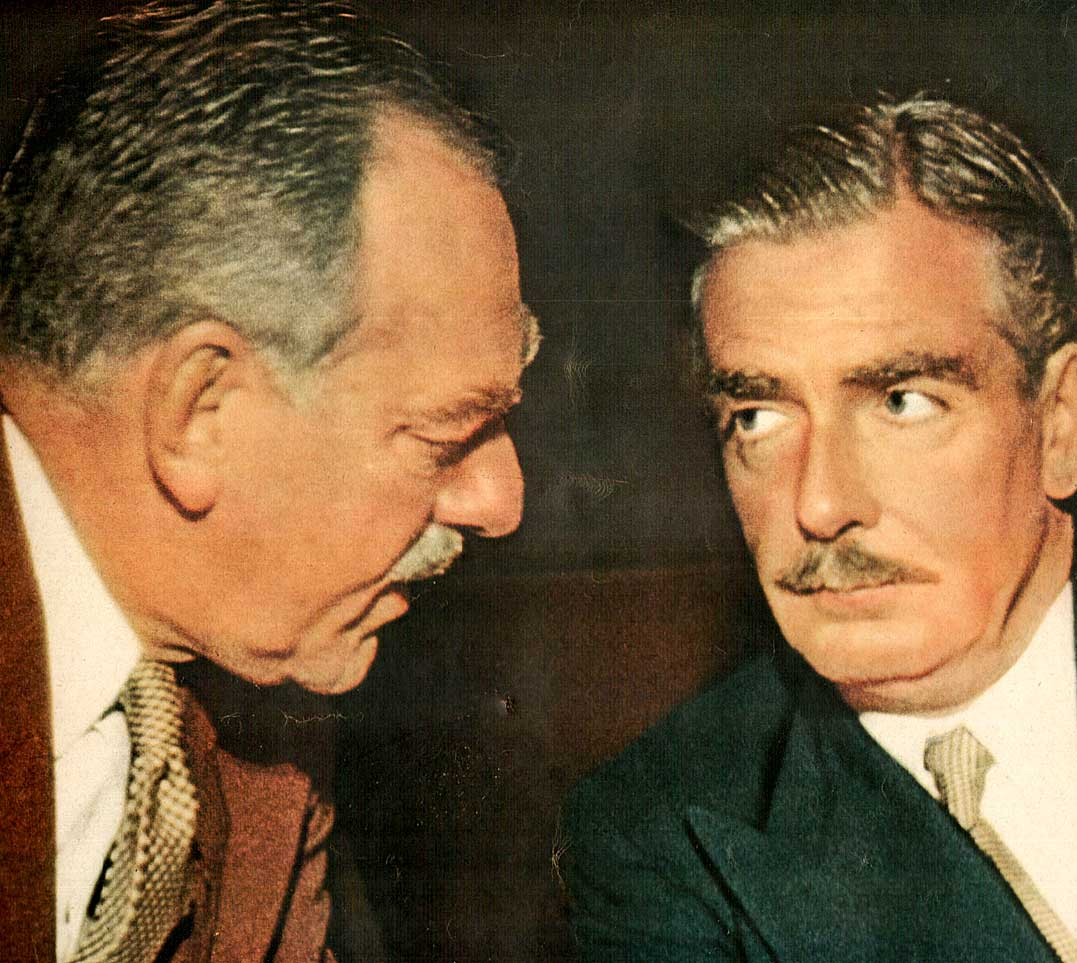 A Word Or Two From Sir Anthony Eden – 1951 – Past Daily Reference Room