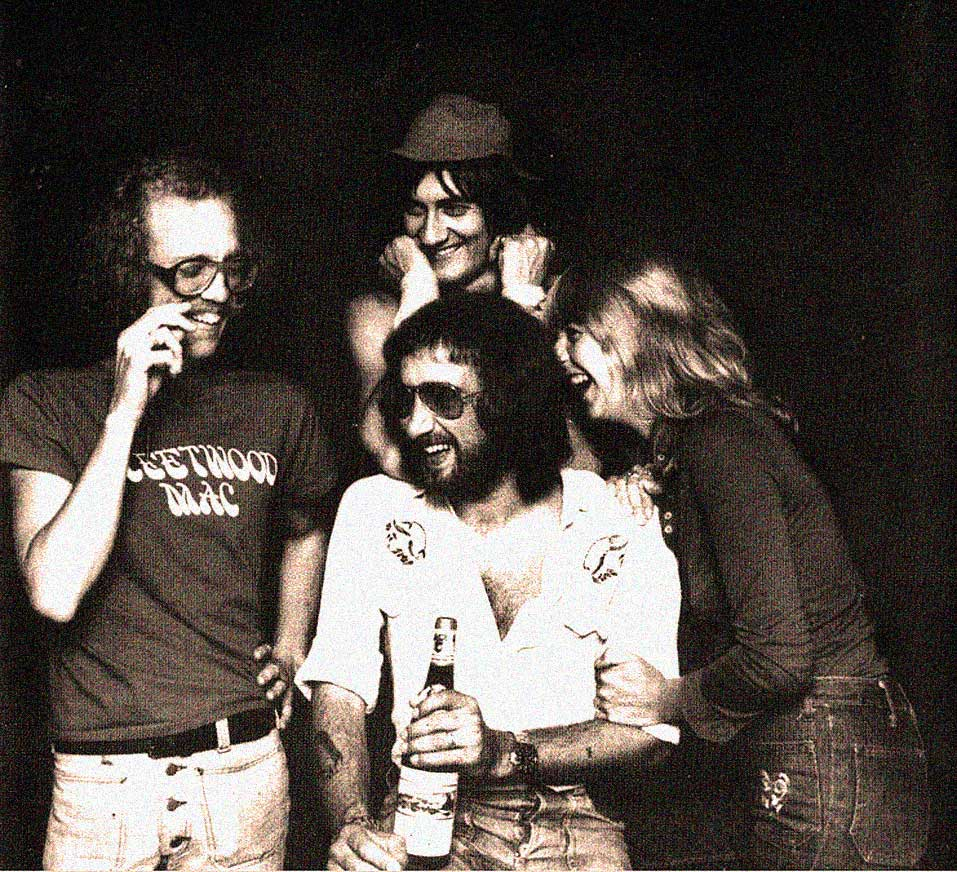 Fleetwood Mac – In Session At KSAN – 1974 – Nights At The Roundtable: Session Edition