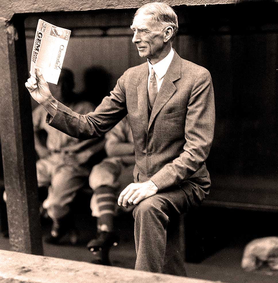 Mr. Baseball – The Connie Mack Story – 1956 – Past Daily Pop Chronicles
