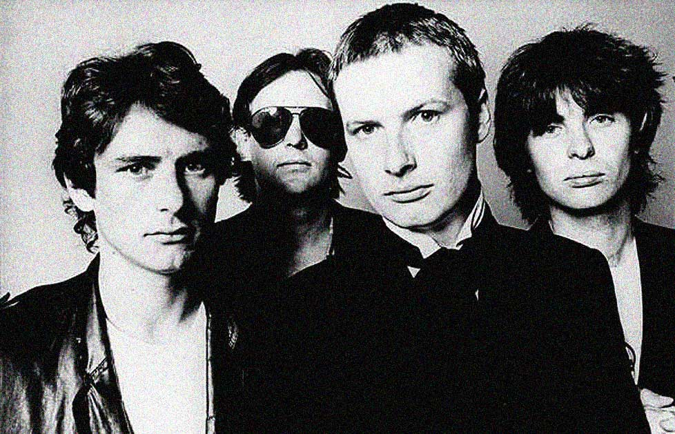 XTC – In Concert At Old Waldorf, San Francisco – 1980 – Past Daily Backstage Weekend